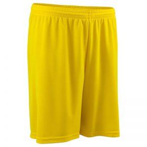 Pantaloncino giallo vergine