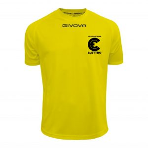 SHIRT GIVOVA ONE ELETTRO